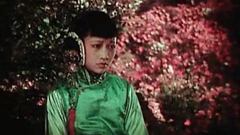 美国1922年拍的中国古装电影,一个被人们遗忘的华人巨星