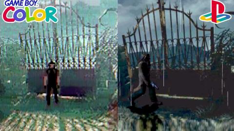 10000%榨干机能 听说GBC可以运行PS2游戏!?