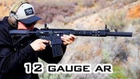 VR80 AR框架霰弹枪