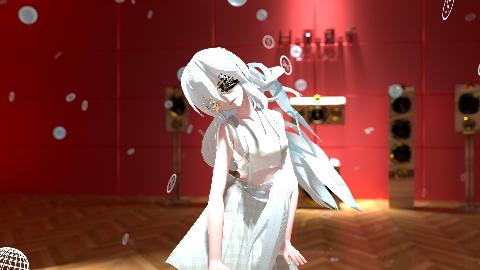 【3D布料】蒙眼游戏