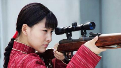 【抗日合集·第019期·女狙击手】抗战一年死七亿 鬼子都是咋死的?