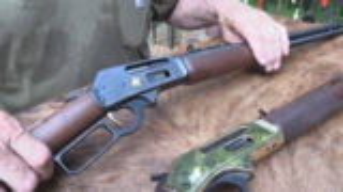 [hickok45]亨利 vs 马林杠杆步枪