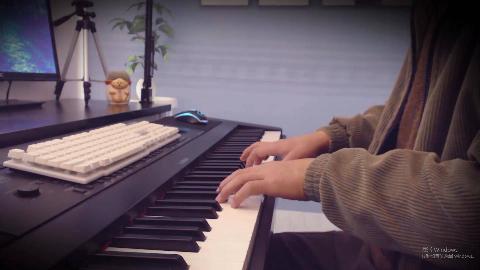 钢琴弹唱:用万能和弦4536251弹唱民谣&流行音乐和弦走向