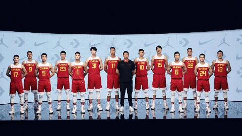 2019世界杯自制中国男篮宣传片