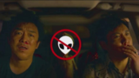 【刘哔】《疯狂的外星人》,黄渤和沈腾用你想不到的方式继续受虐