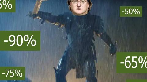 Steam夏季特惠,联机友尽,感情破裂游戏推荐