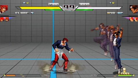 拳皇:八神队vs草薙队,宿命的对决