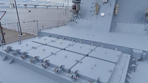 中国驱逐舰的垂发系统到底有什么过人之处?多数西方国家比不了