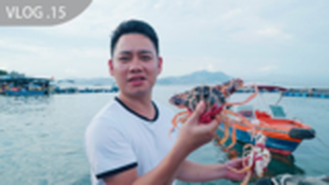 2600块的海鲜大餐,一群兄弟狂欢就是爽!【簨寮湾vlog 15】