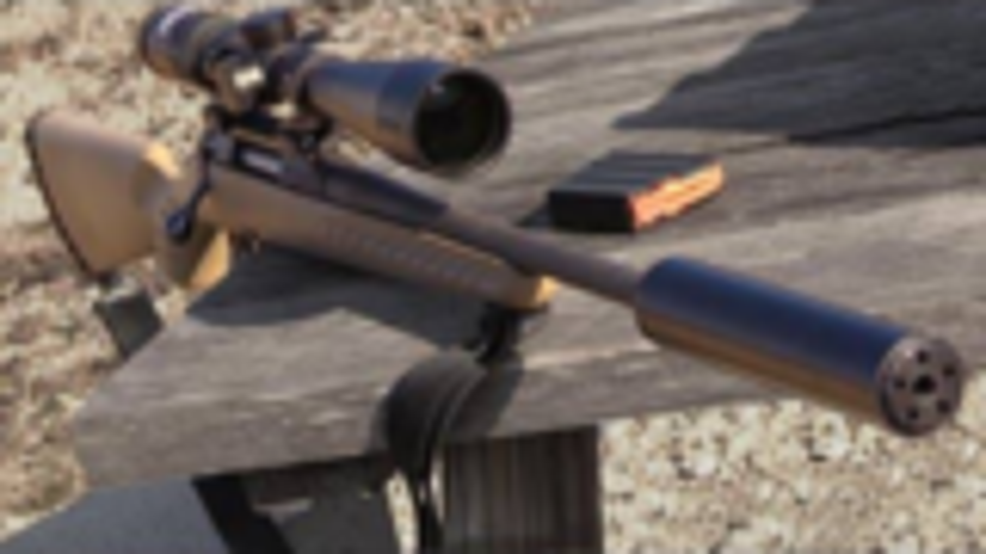 [VSO]美国儒格350农场步枪猎鹿型
