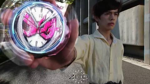 假面骑士Zi-O(时王)全装甲形态剪辑