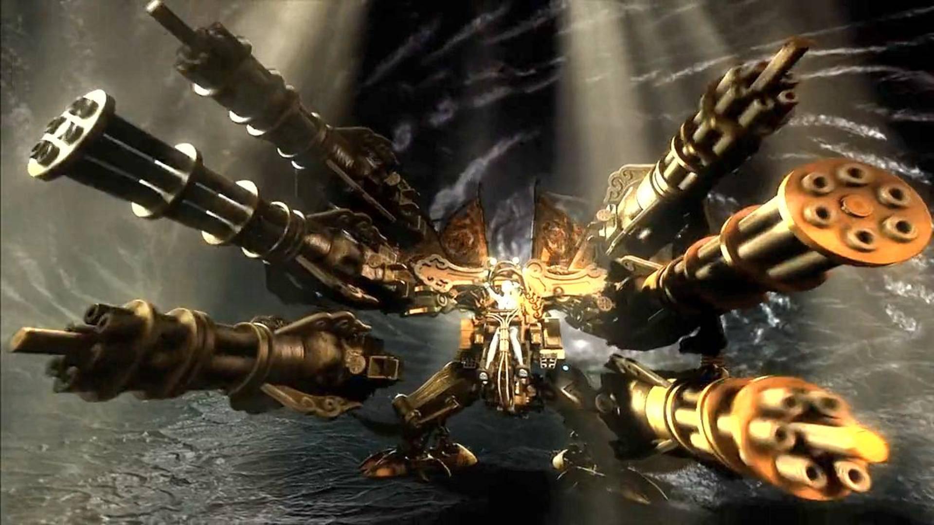 电影:原来孙悟空的金箍棒,不但能变成火箭,还能变成全能机甲!