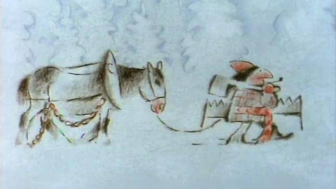 奥斯卡最佳动画短片 1981[摇椅]