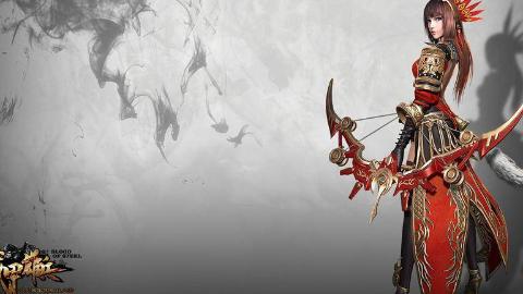 铁甲雄兵:精忠报国服部半藏偷弓箭手打的对手措手不及