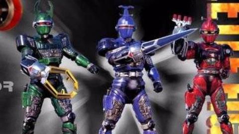 【梦奇】【重甲Beetle Fighter】【不全】【DVDrip】