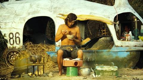 小伙被困荒岛想吃炸酱面,却拒绝吃外卖,原因让人哭笑不得