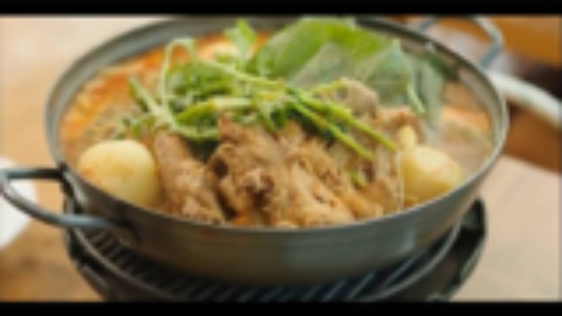 说好的土豆汤,为何端上来一锅骨头肉?看饿了系列
