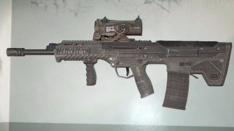 【PAYDAY2/收获日2】[MOD武器] 沙漠科技MDR步枪