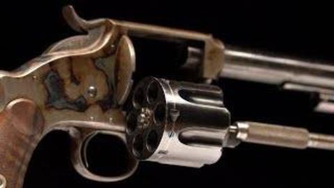 [RIA]温彻斯特1876左轮手枪
