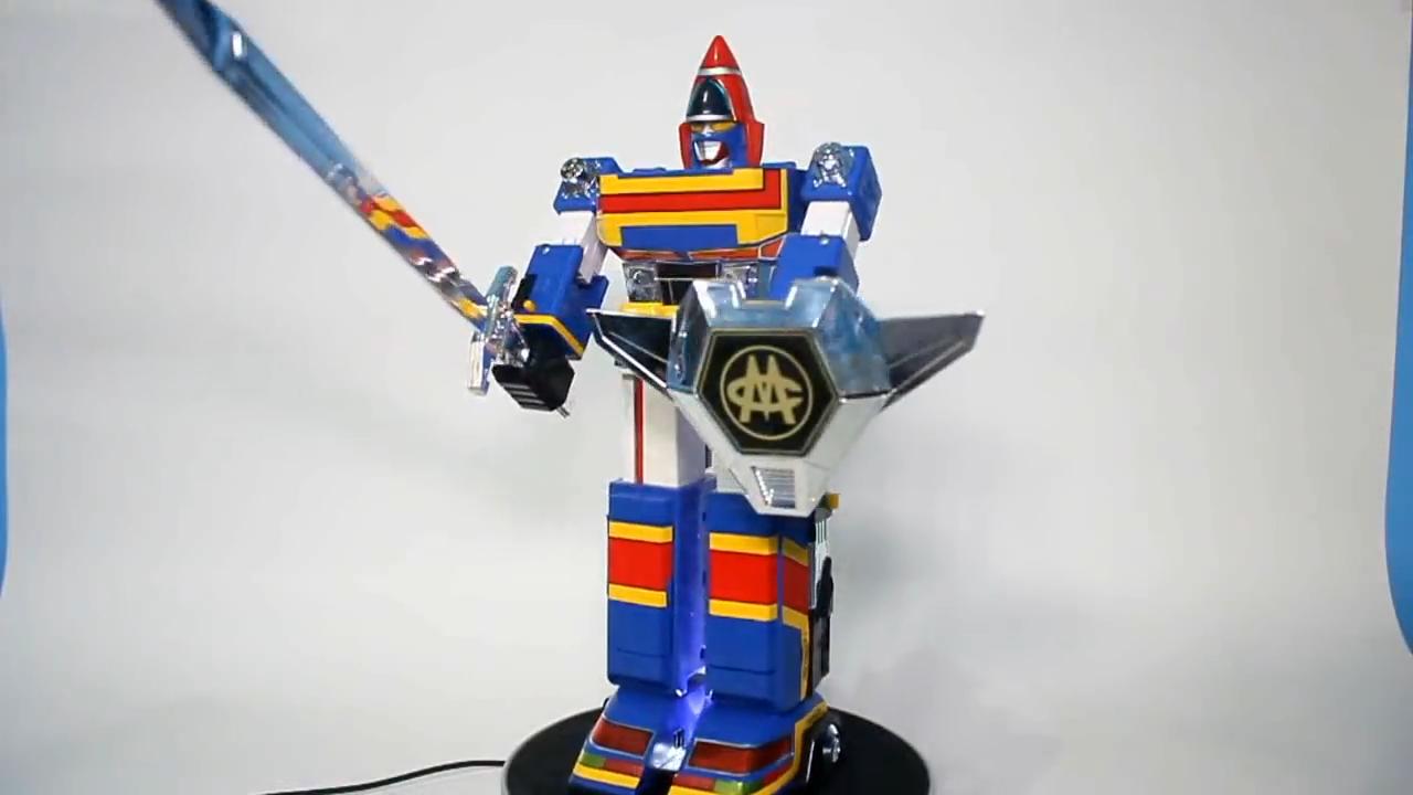 【DXT】电击战队  DX  变化机器人