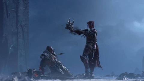 魔兽世界《暗影国度》开场动画1080P