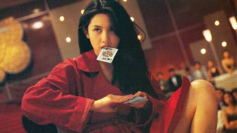 颜值系列:90年代香港性感女神  邱淑贞