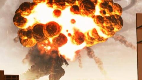【哥斯拉同人动画】【MMDゴジラ】-GODZILLA 絶望の霹靂-