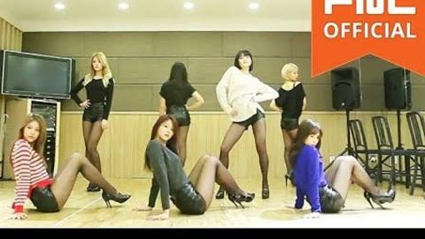 性感小姐姐的韩舞Dance Practice) F