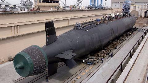 央视正式曝光:中国095型核潜艇已服役,采用无轴泵喷推进