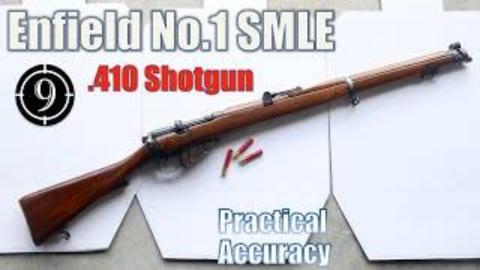 [9-Hole Reviews]李恩费尔德步枪近距离射击挑战