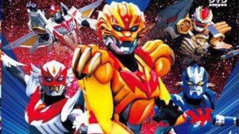 【熟肉】【超星舰队赛沙Ⅹ】【全集+剧场版】【DVDrip】