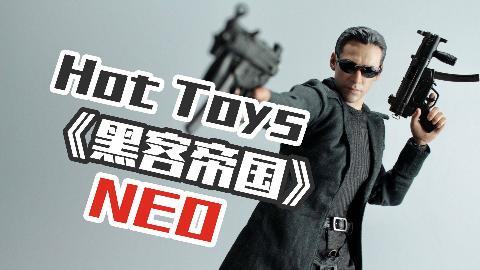 Hot Toys《黑客帝国》的Neo简直是个移动武器库啊!【涛哥测评】