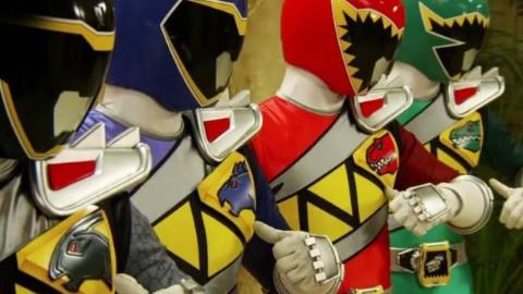 【特摄/生肉】恐龙战队第23季 超兽电战队Power.Rangers.Dino.Super.