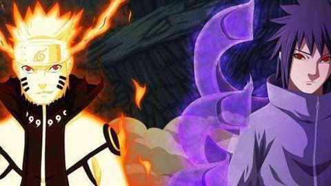 火影忍者:终极之战中,佐助鸣人看似平手,其实鸣人强于佐助