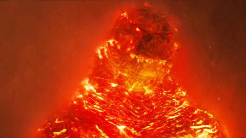 《哥斯拉2》真·最终预告,海量新镜头!红莲霸气!