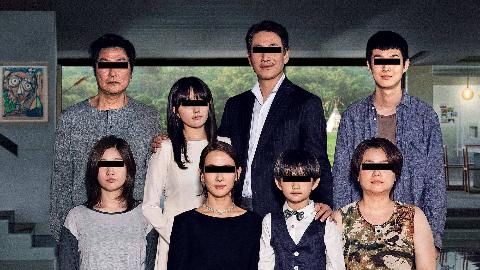 最新韩国电影《寄生虫》,四刷后,确定它不愧年度第一