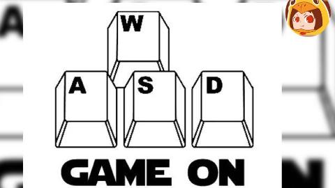 【科普向】为什么WASD会成为游戏的方向键?