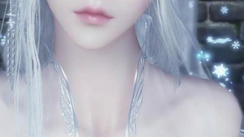 让你眼花缭乱的美女,视听盛宴,极限画质,史诗级游戏CG剪辑