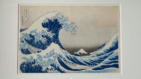 【葛饰北斋:为画痴狂】 2017 【英语】【盗火纪录片字幕组】