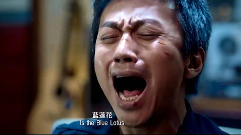 邓超这一声蓝莲花, 唱哭了多少人, 他的心情你又懂几分?