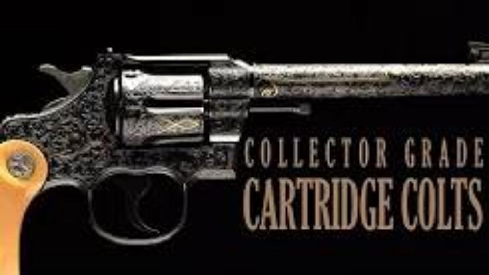[RIA]19-20世纪柯尔特收藏品级手枪赏析