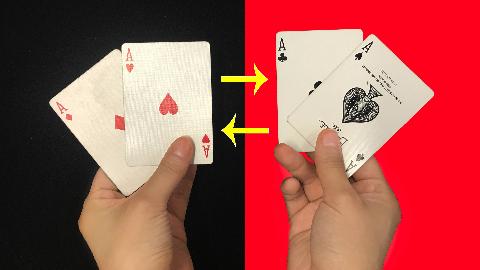 超强视觉化4A变换,你与赌神的差距就在这个手法上!