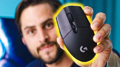 【官方双语】罗技不想让你知道的鼠标 - G305魔改版#linus谈科技
