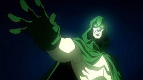 【DC展台】(动画短篇之一)幽灵(生肉)