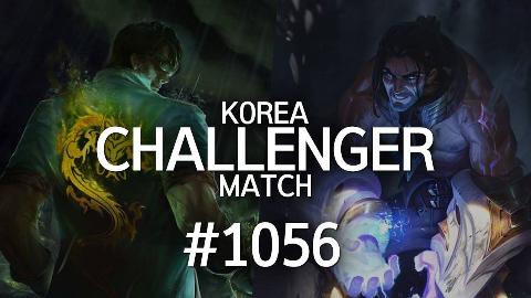 【日更蕉易ん?】韩服最强王者的精英对决 #1056 | 我带你们打嗷