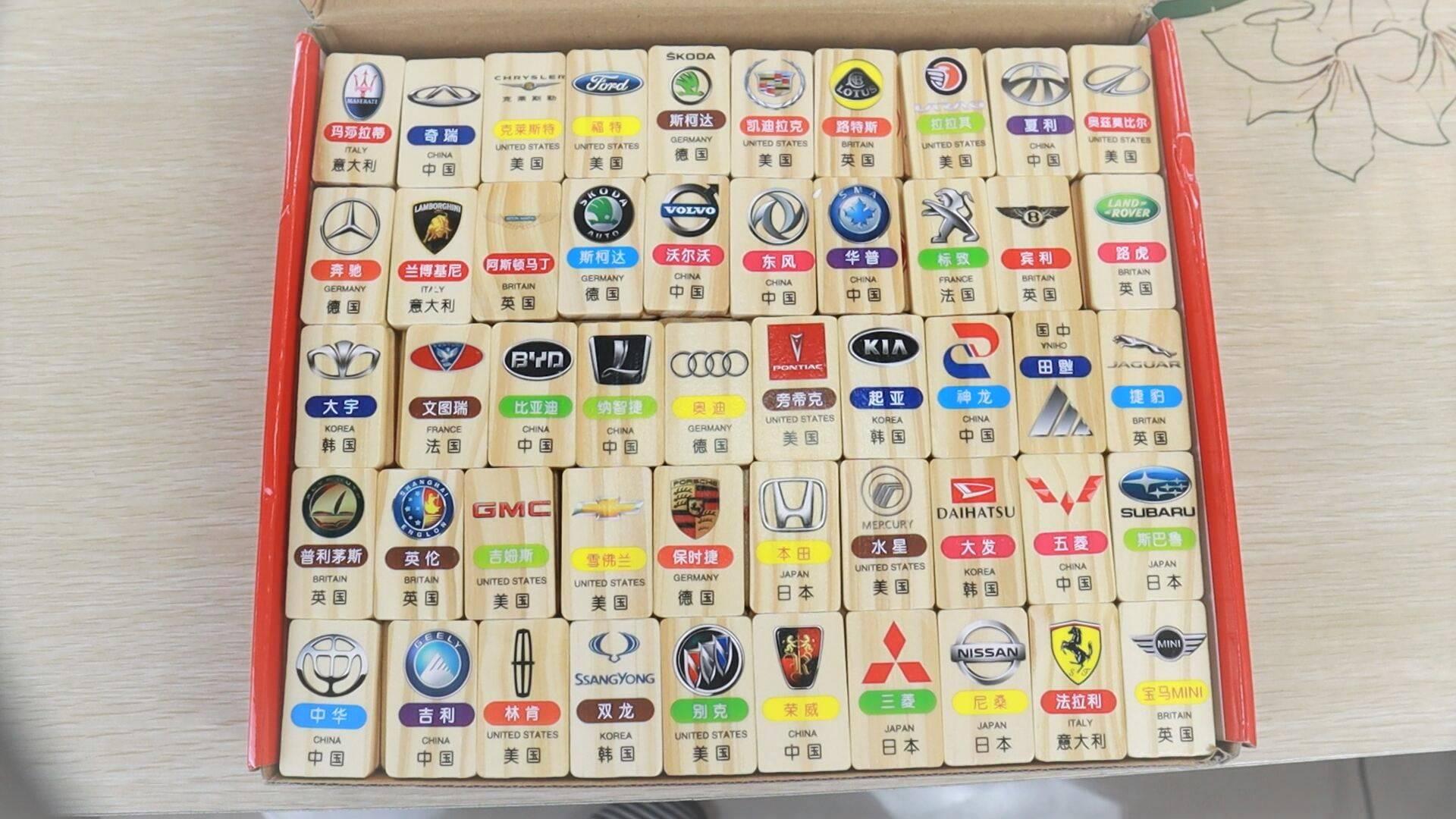 100个不同品牌的车标你认识几个?每天看一遍成为车标达人