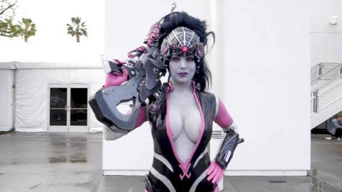 【漫展】漫展2019~Cosplay,老姐姐们的装扮看这有些大呀