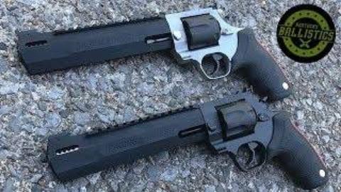 """[Kentucky Ballistics]陶努斯""""狂怒猎人""""左轮手枪"""