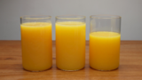 1瓶十几元的NFC鲜榨橙汁,喝过的觉得味道怎么样?