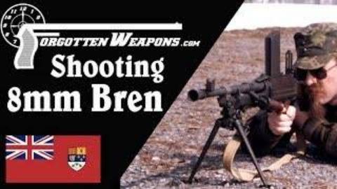[遗忘武器]试射布伦轻机枪